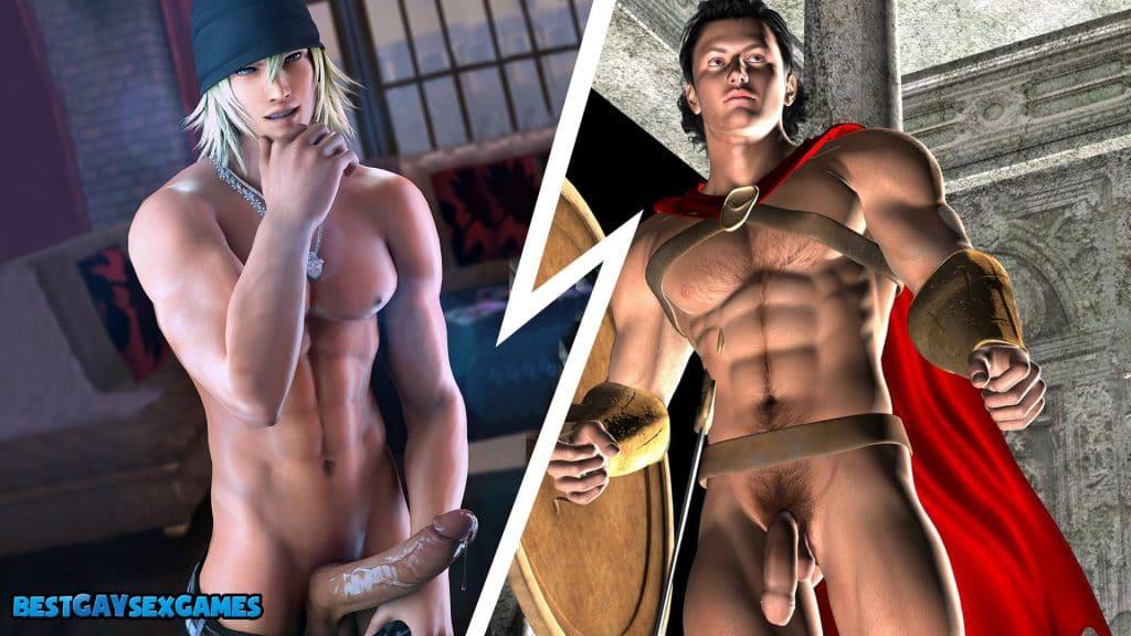 Juegos gay furry