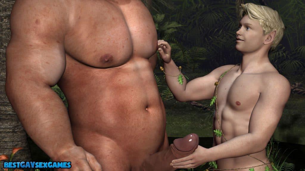 Schwule Videospiele